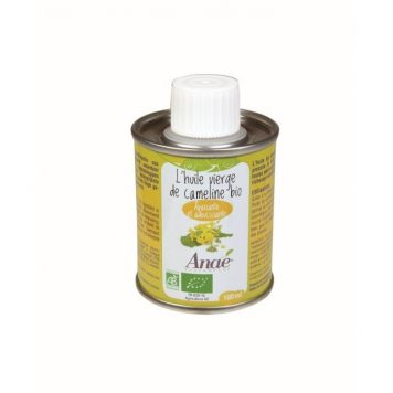 Camelina olie – organisch & koudgeperst 100 ml