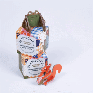 PLAYinCHOC woodland animals