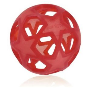 Star Ball Raspberry Red – Hevea